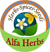 Alfa herbs for export company logo