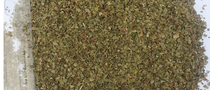 marjoram dried leaves