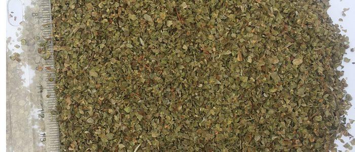 marjoram dried leaves
