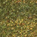 marjoram dried leaves green green photo